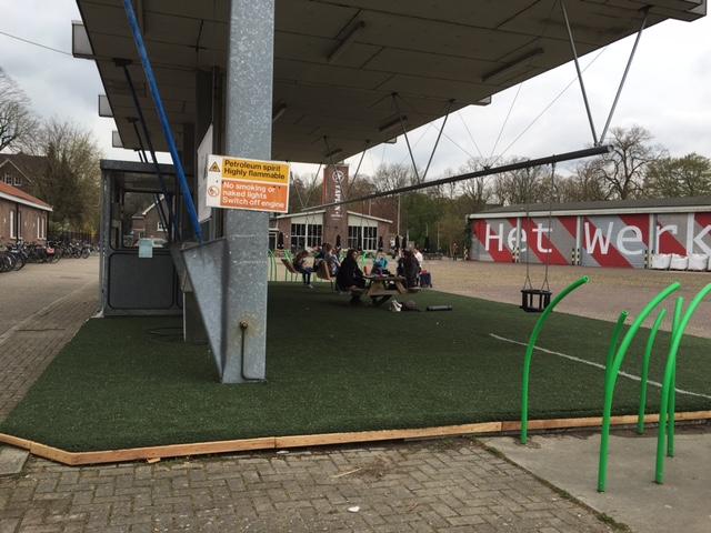 Schommelstation Tapijn Maastricht