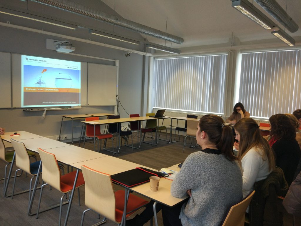 Discover Your Competences Workshop