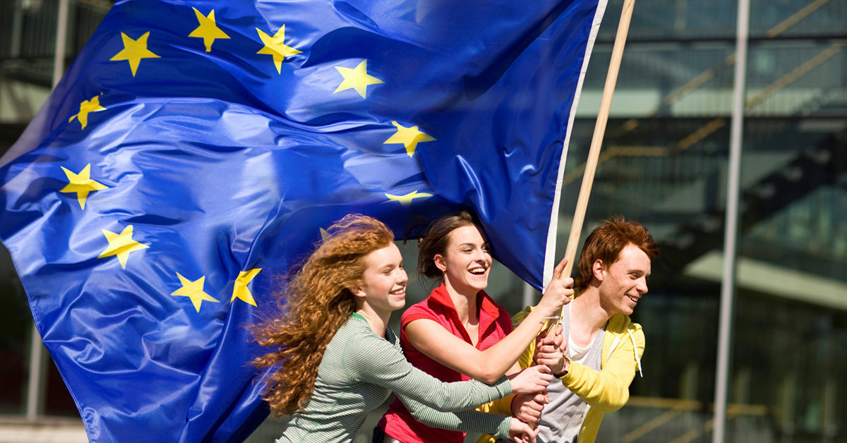 6. Young voters perception of future challenges to Europe