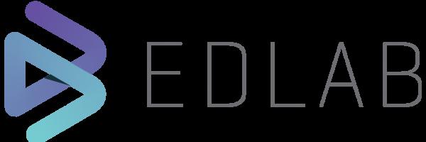 EDLAB logo vector
