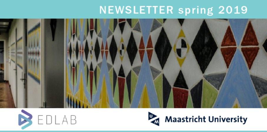 Header image newsletter spring 2019