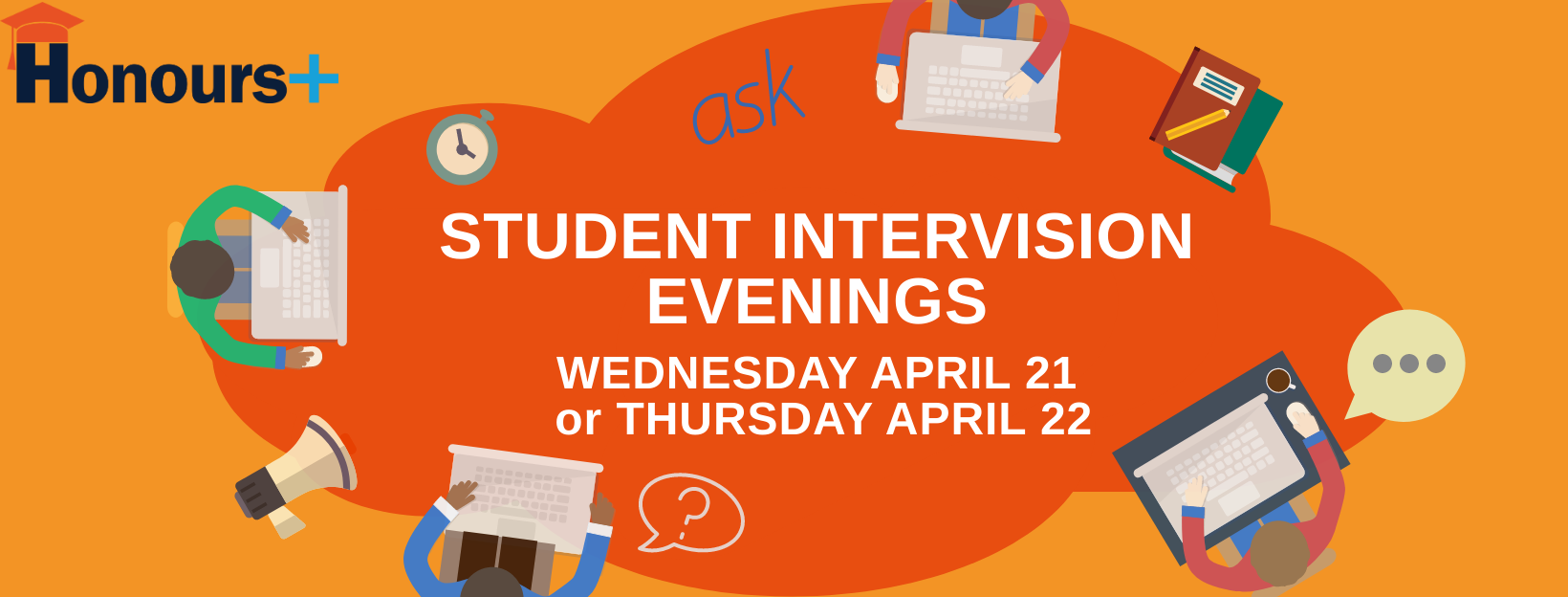 Student Intervision Evenings Banner 2020-2021 FB
