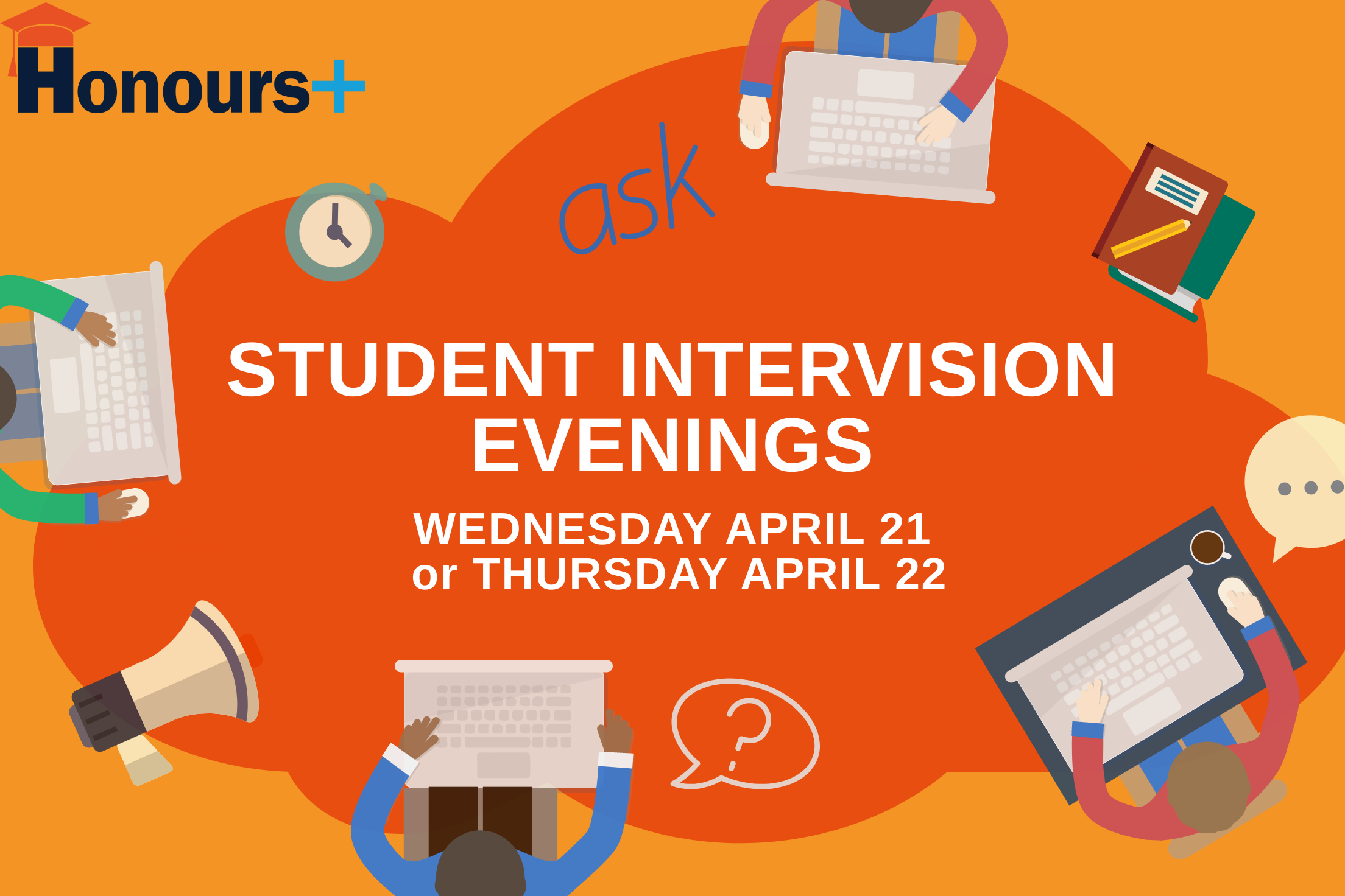 Student intervision evenings