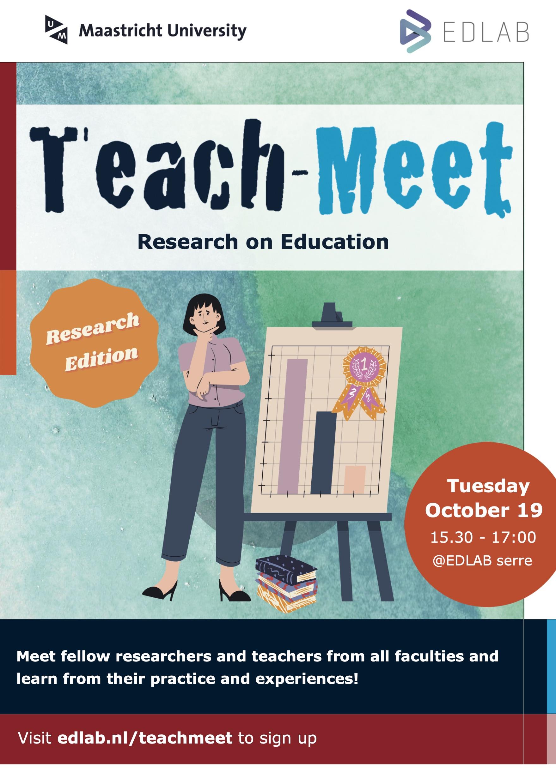 Teach-Meet – Research in Education (1)